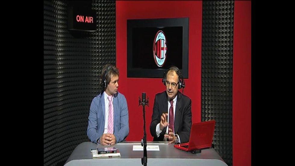 """La """"preghiera"""" di Milan Channel"""