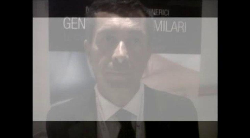 Giorgio Foresti: i farmaci generici
