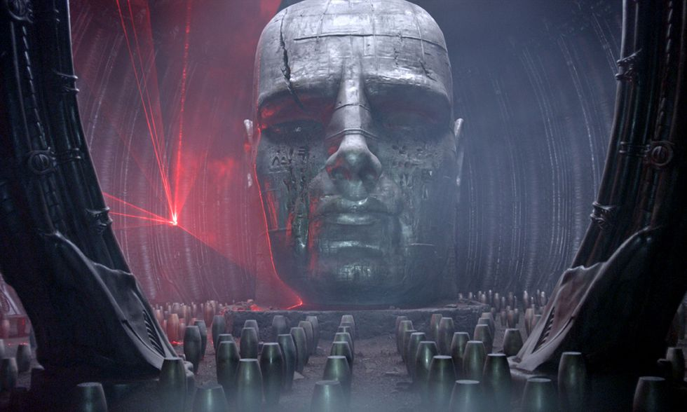 Prometheus, il kolossal fantascientifico di Ridley Scott - Video in anteprima