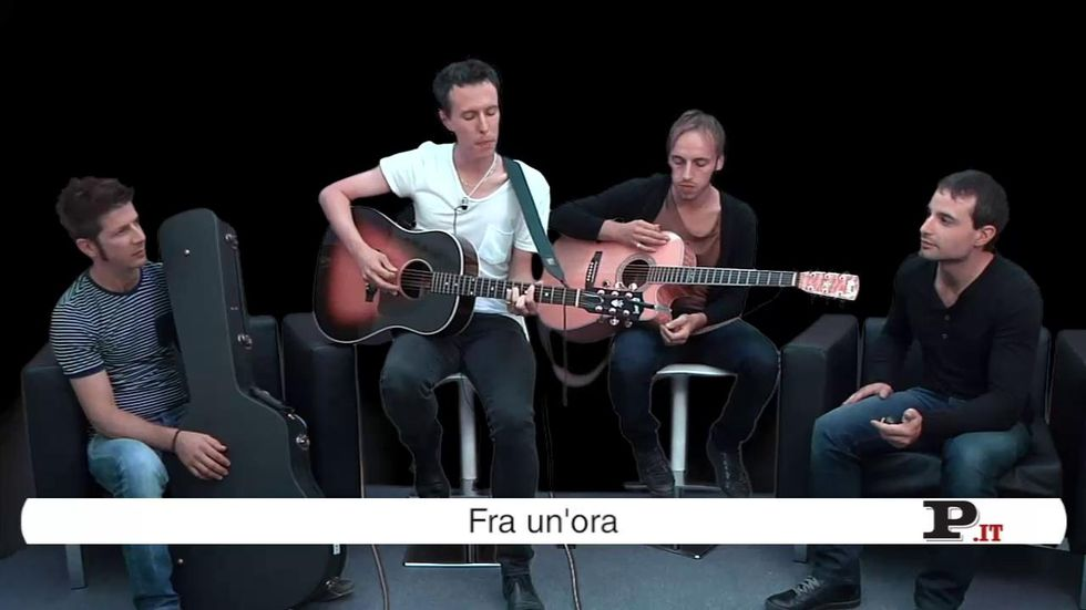 I Caponord a Panorama Unplugged - video