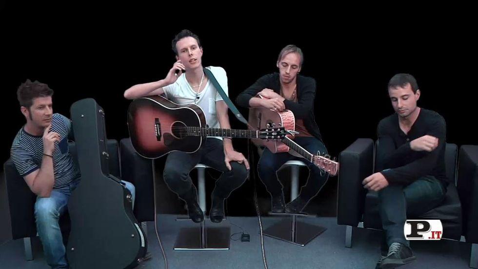 I Caponord a Panorama Unplugged - intervista