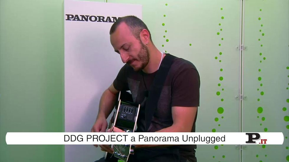 DDG Project a Panorama Unplugged - video