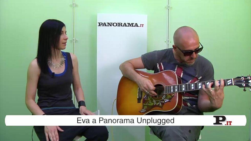 Eva Poles a Panorama Unplugged: 6 e Cadono nuvole
