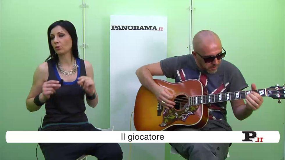 Eva Poles a Panorama Unplugged: Il giocatore e Temporale