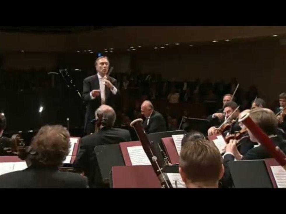 Beethoven eseguito da Maurizio Pollini