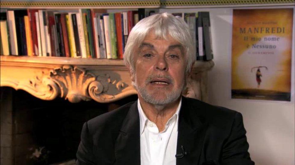 Valerio Massimo Manfredi racconta Ulisse e il mare - Video