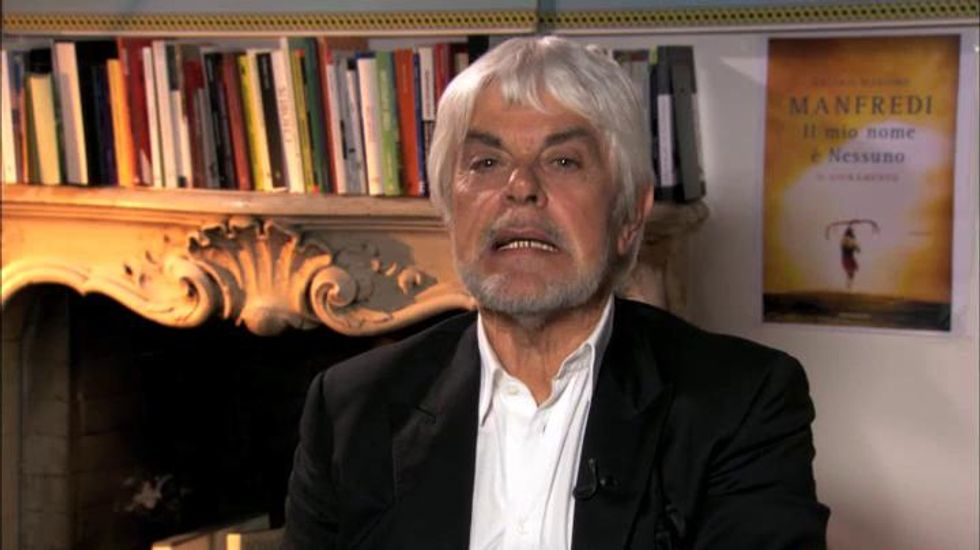 Valerio Massimo Manfredi: Ulisse e le donne - Video in esclusiva