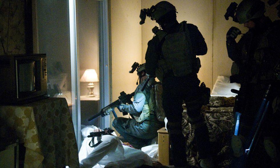 Code Name Geronimo, il film sull'uccisione di Osama bin Laden - Video in esclusiva