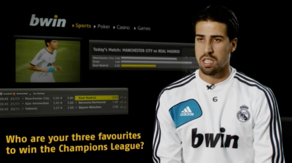 Sami Kedira: il Real e la Champions