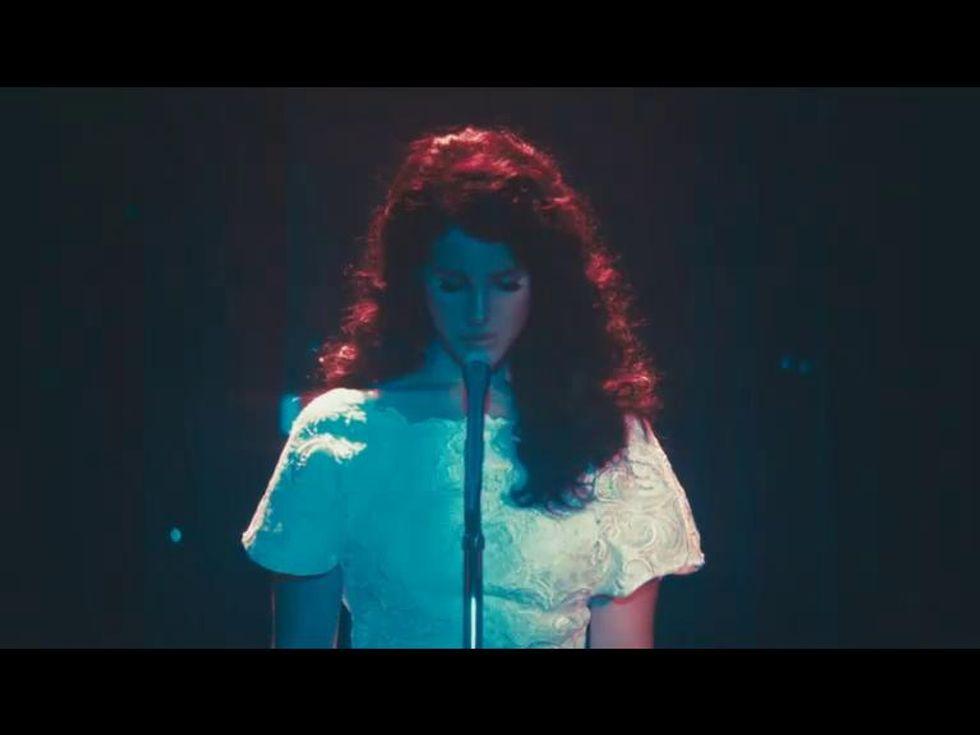 Lana Del Rey, il video del suo brano Ride