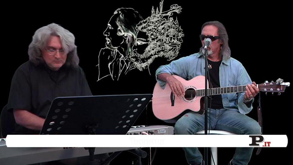 Marco Ferradini a Panorama Unplugged - video