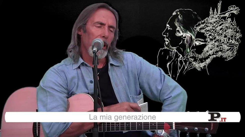 Marco Ferradini, l'intervista a Panorama Unplugged