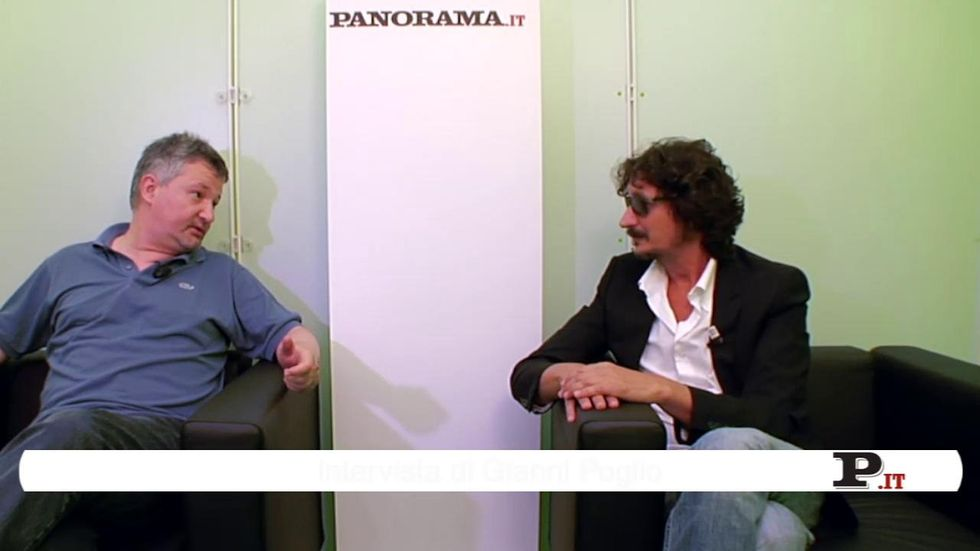 Sergio Cammariere a Panorama Unplugged - intervista