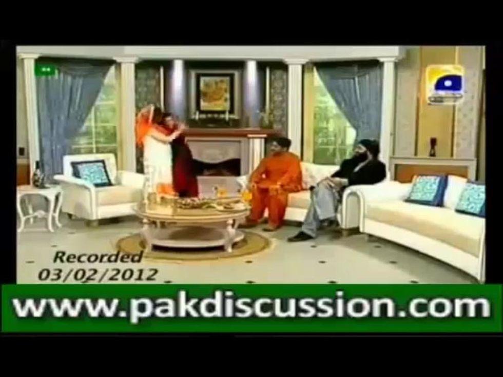 Malala in tv