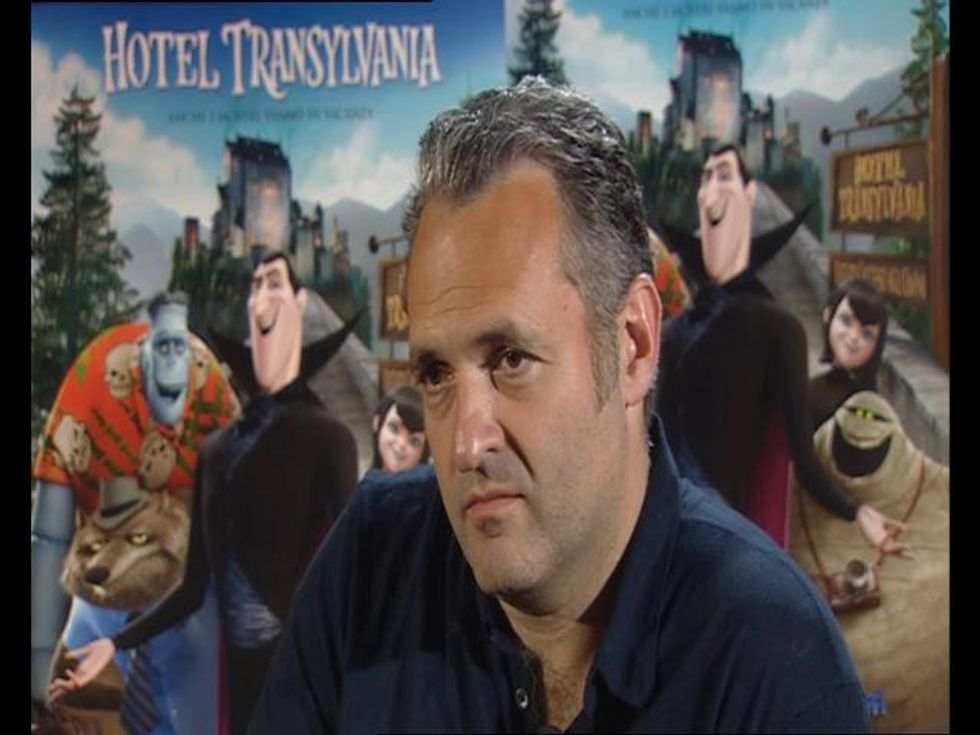 Hotel Transylvania, intervista al regista Genndy Tartakovskij