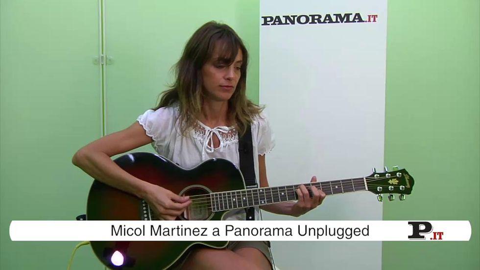 Micol Martinez a Panorama Unplugged - video