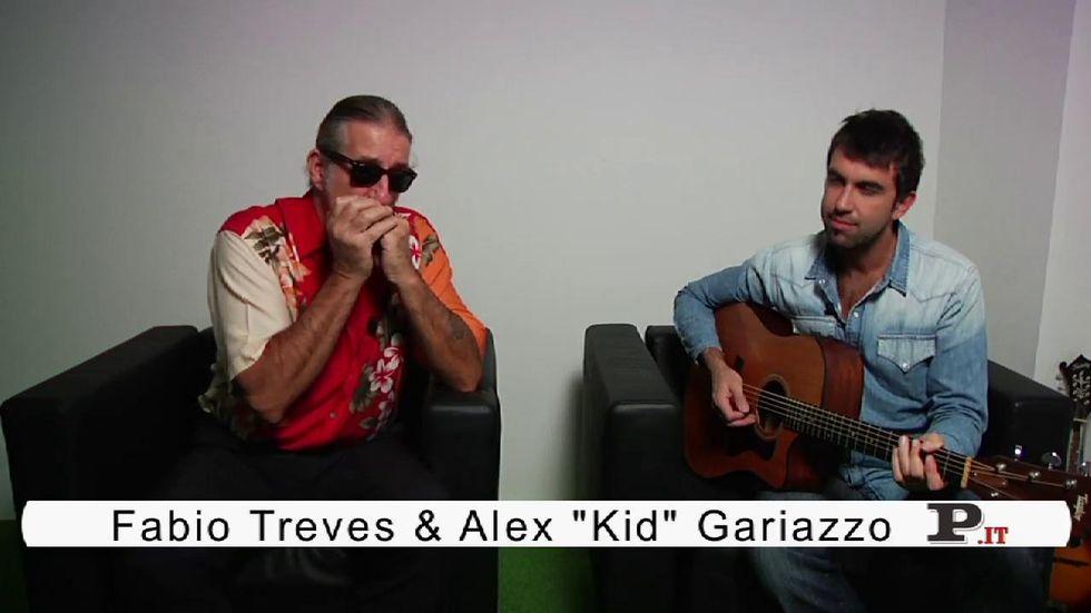Fabio Treves a Panorama Unplugged - video