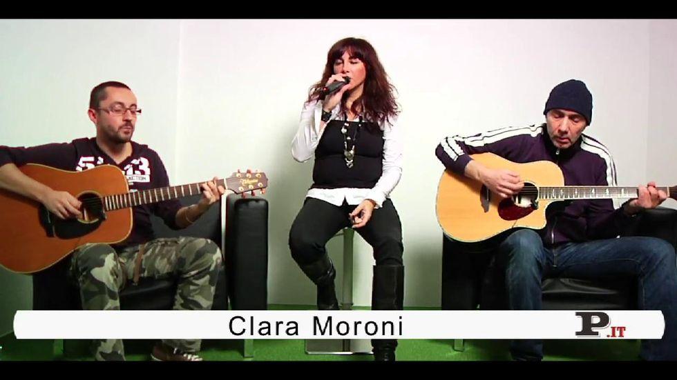 Clara Moroni live a Panorama Unplugged - video