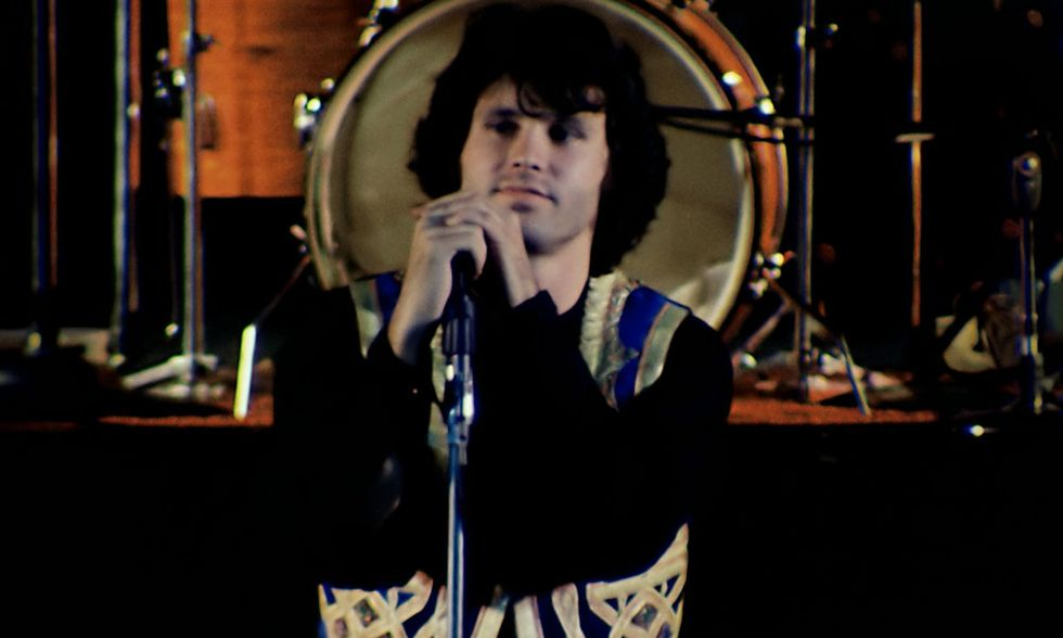 Il concerto dei Doors all'Hollywood Bowl al cinema - Video in anteprima