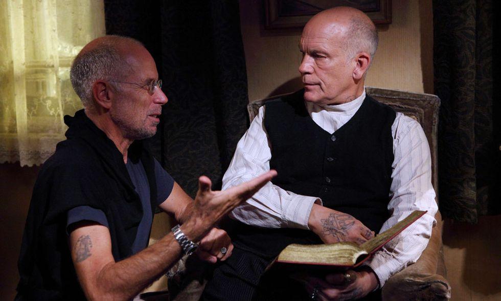 Educazione siberiana, John Malkovich e il lavoro d'attore - Video intervista