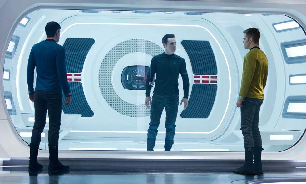 'Into Darkness - Star Trek' di J.J. Abrams, video in anteprima