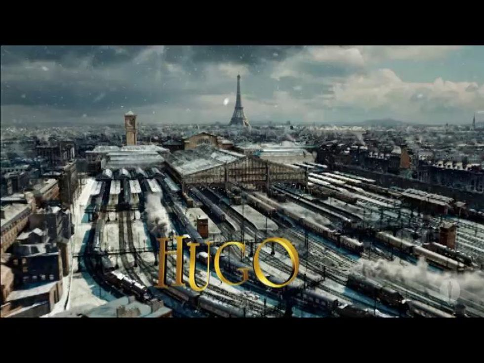 Dante Ferretti e l'Oscar per Hugo Cabret