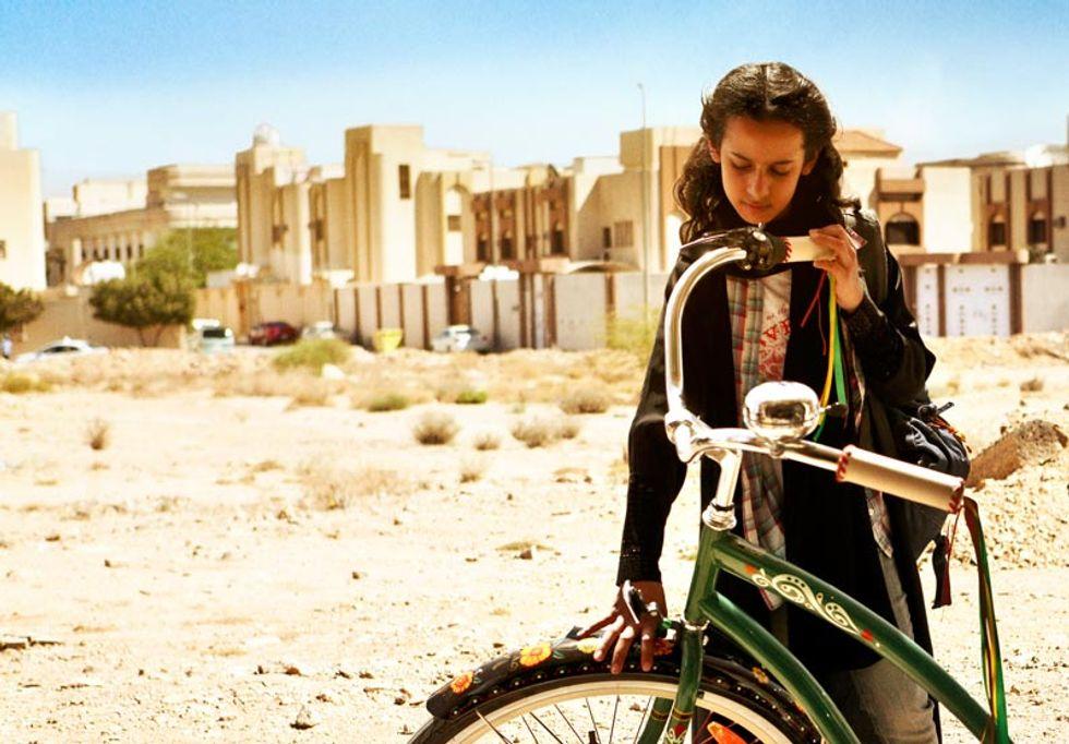 La bicicletta verde, il film della prima regista saudita - Video in anteprima