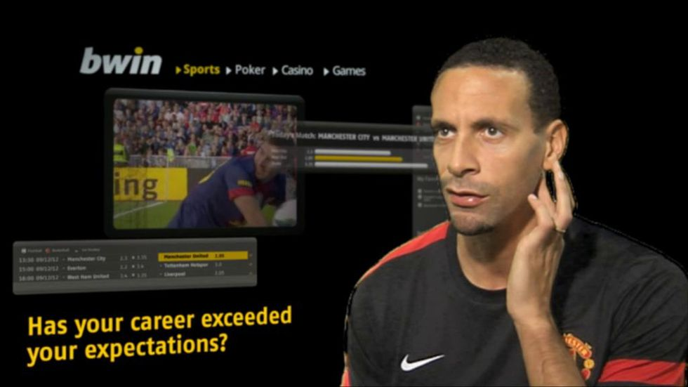 Rio Ferdinand: 'Ho ancora fame di vittorie'