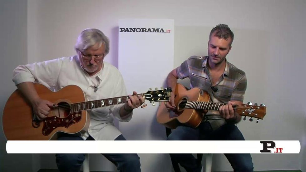 Tagliapietra a Panorama Unplugged