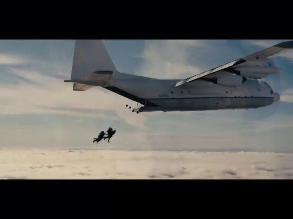 Il cavaliere oscuro - Il ritorno, trailer