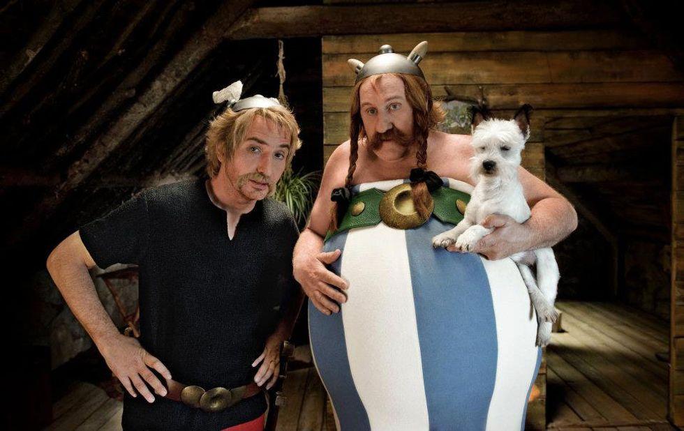 Asterix e Obelix al servizio di sua maestà, il nuovo film di Laurent Tirard - Video in esclusiva