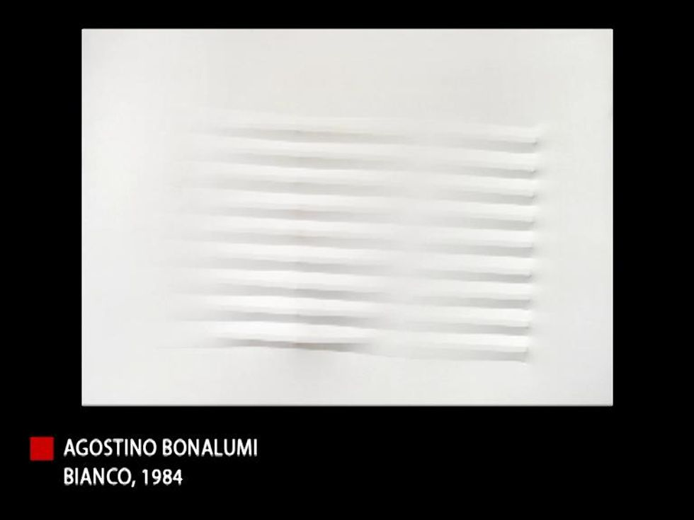 Italiani in bianco