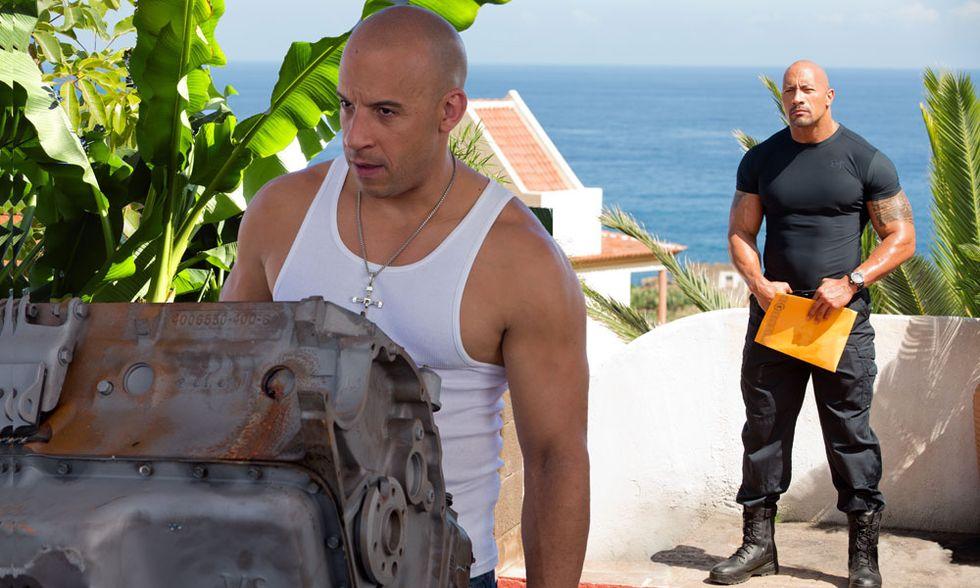 """""""Fast & Furious 6"""", il faccia a faccia tra Vin Diesel e Dwayne Johnson - Video in anteprima"""