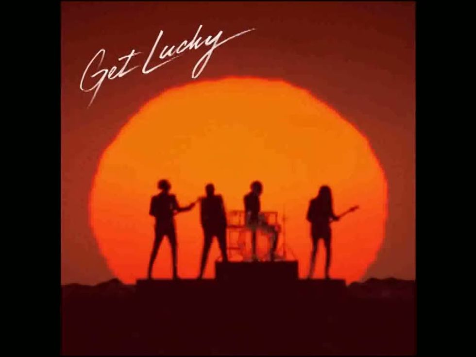Daft Punk, il video di Get Lucky