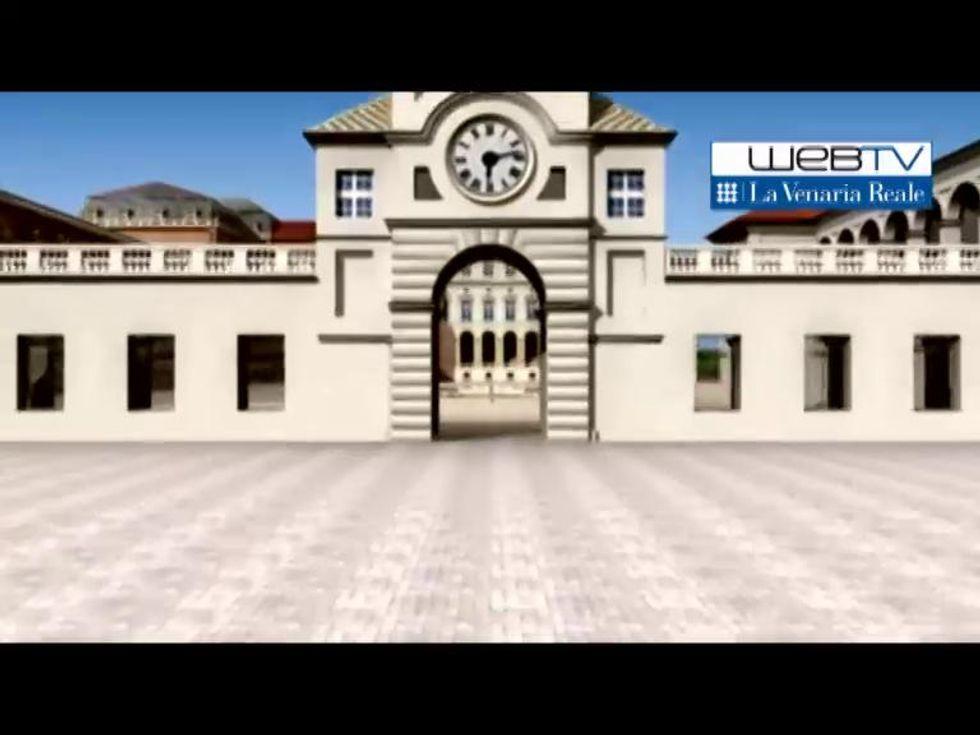 Venaria Reale, la Versailles sabauda