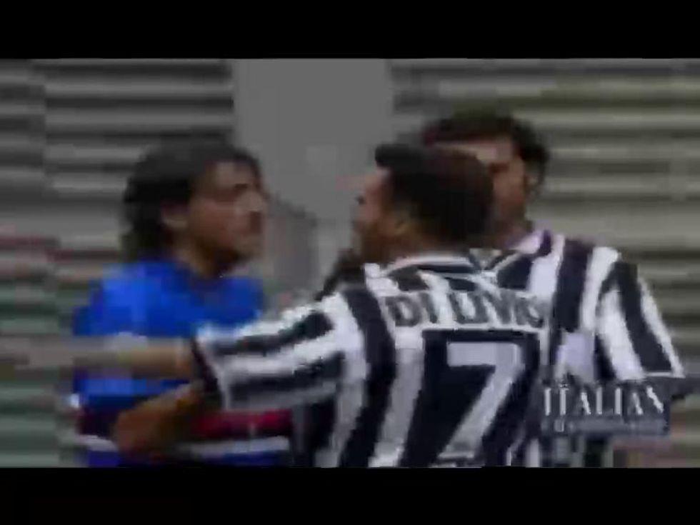 Roberto Mancini, i gol più belli
