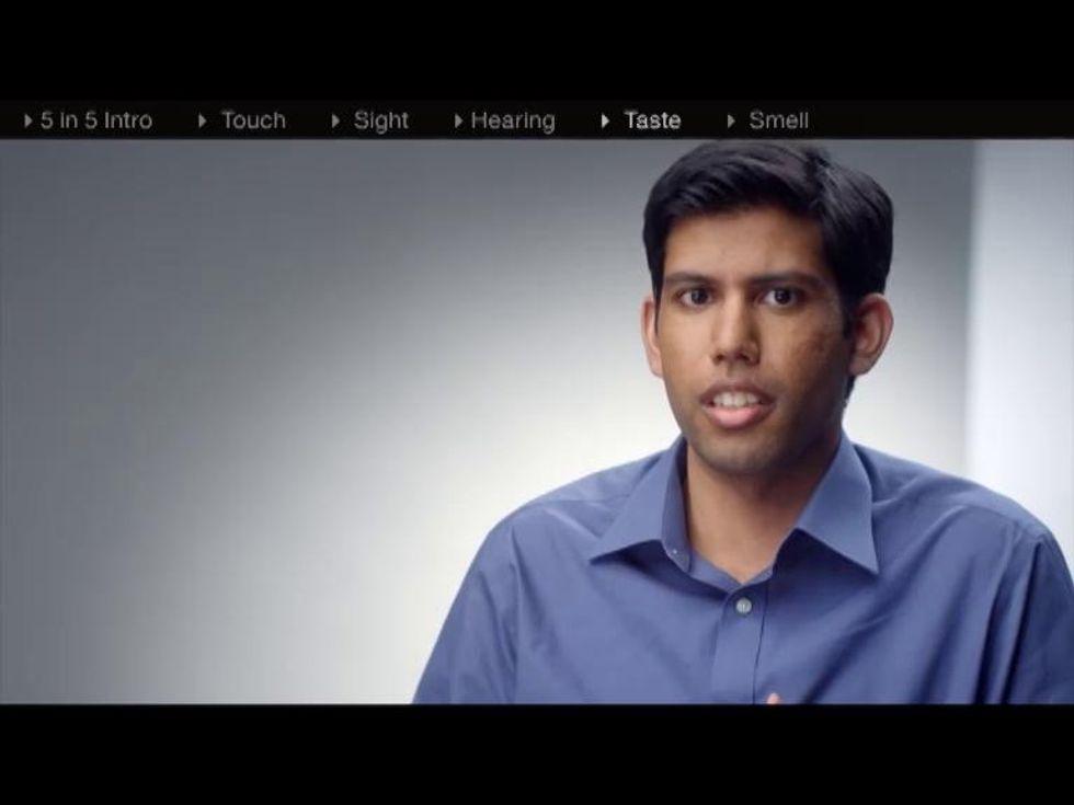 L'evoluzione sensoriale dei computer e i 5 sensi digitali: il gusto