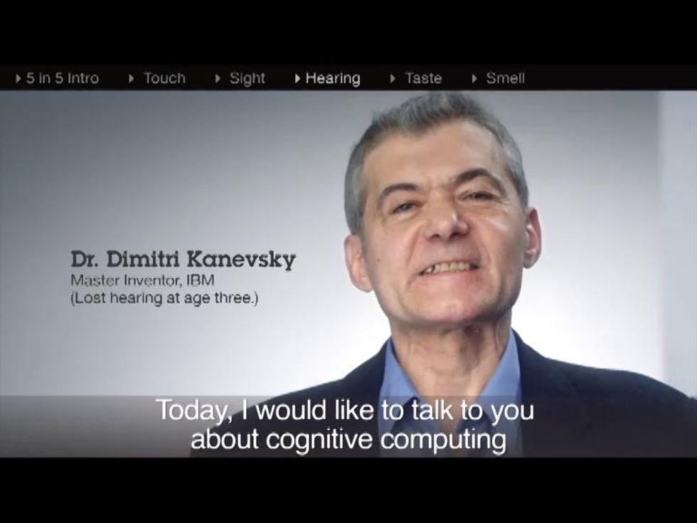 L'evoluzione sensoriale dei computer e i 5 sensi digitali: udito