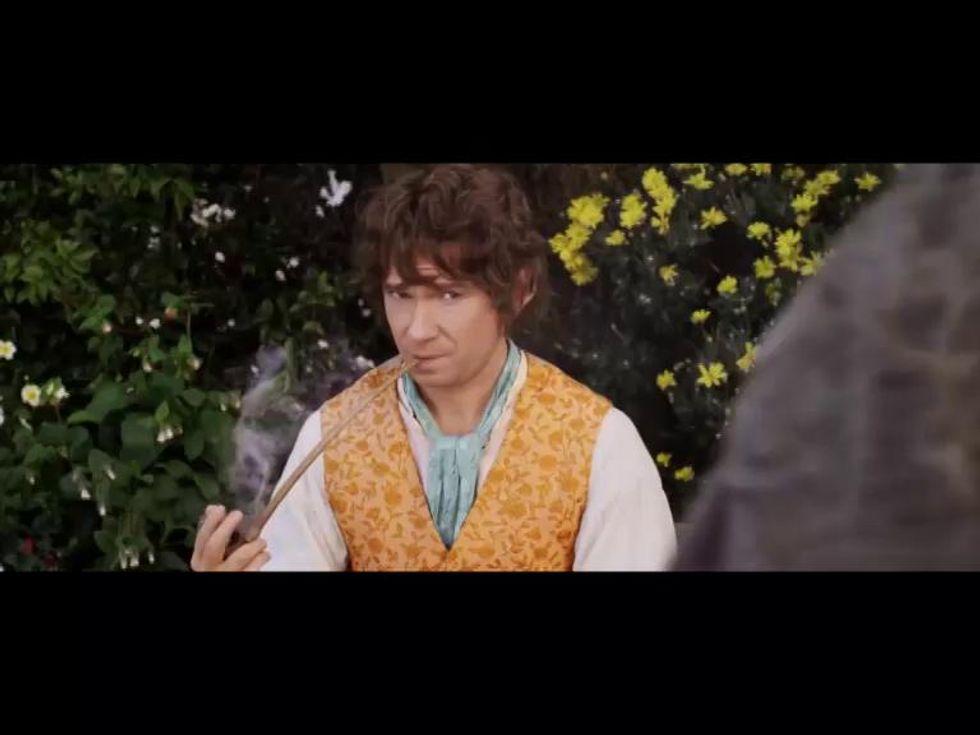 Lo Hobbit, il trailer