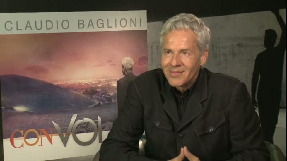 """Claudio Baglioni: """"Questo disco mi ha divorato"""""""