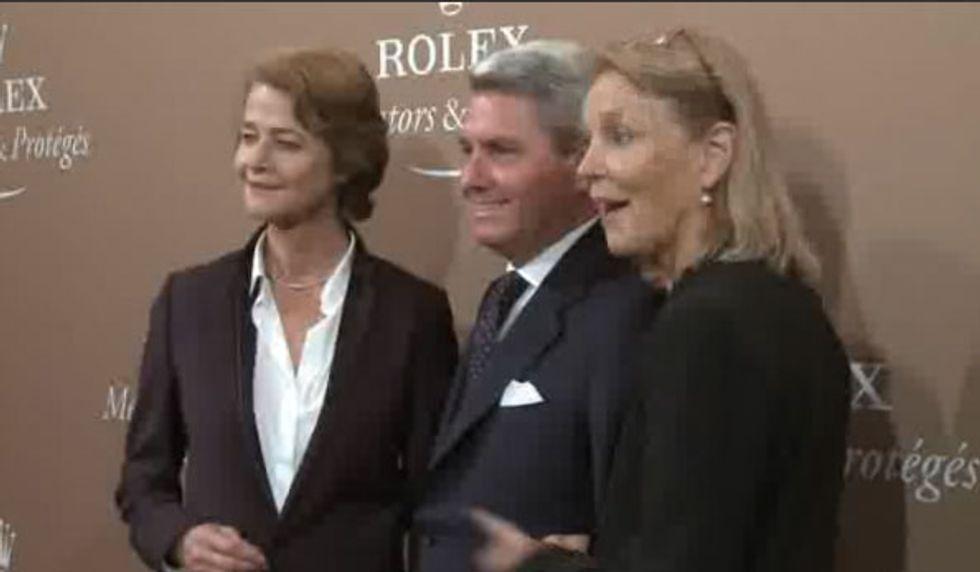 Rolex Mentor and Protégé, la serata di gala