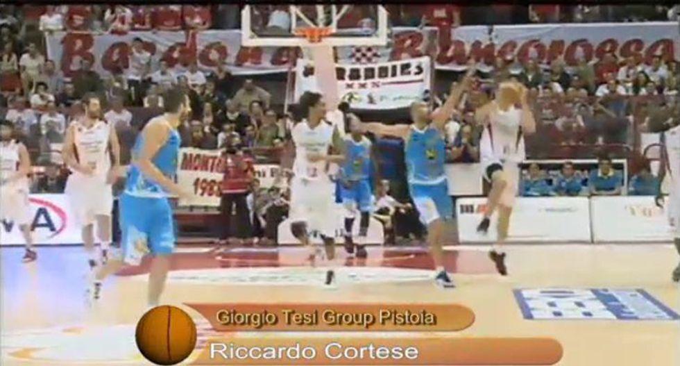 Basket, serie A: la Top 10 dell'ultima giornata