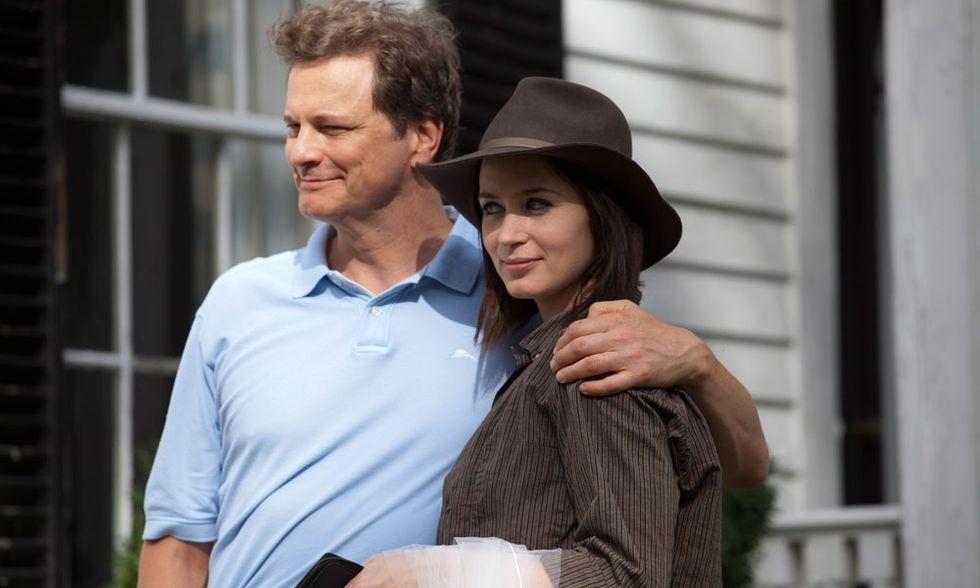 Il mondo di Arthur Newman, Colin Firth racconta il suo nuovo film - Video