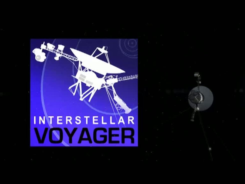 Nasa Voyager, 36 anni in missione