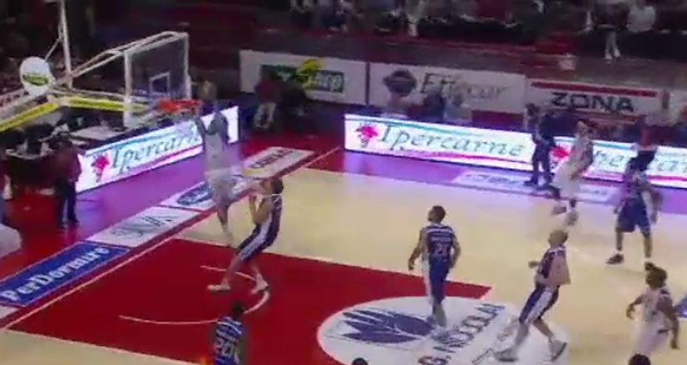 Basket: le più belle giocate della 16a giornata