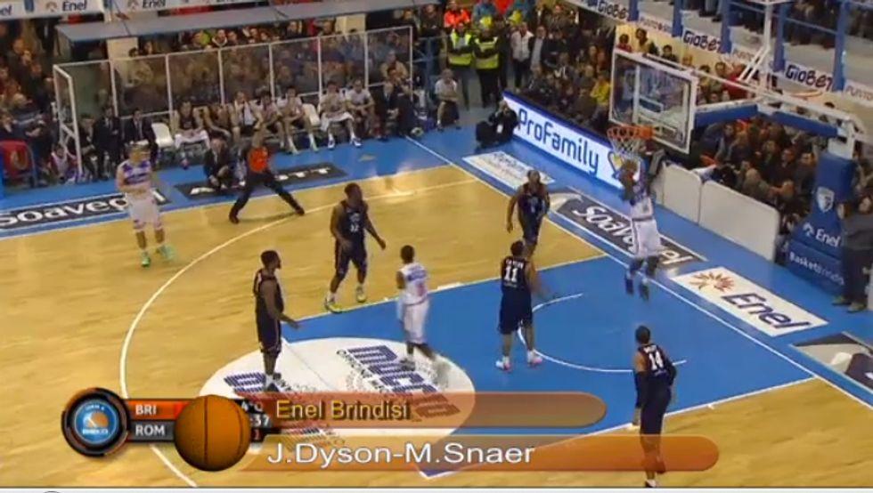Basket serie A: gli highlights della 17a giornata