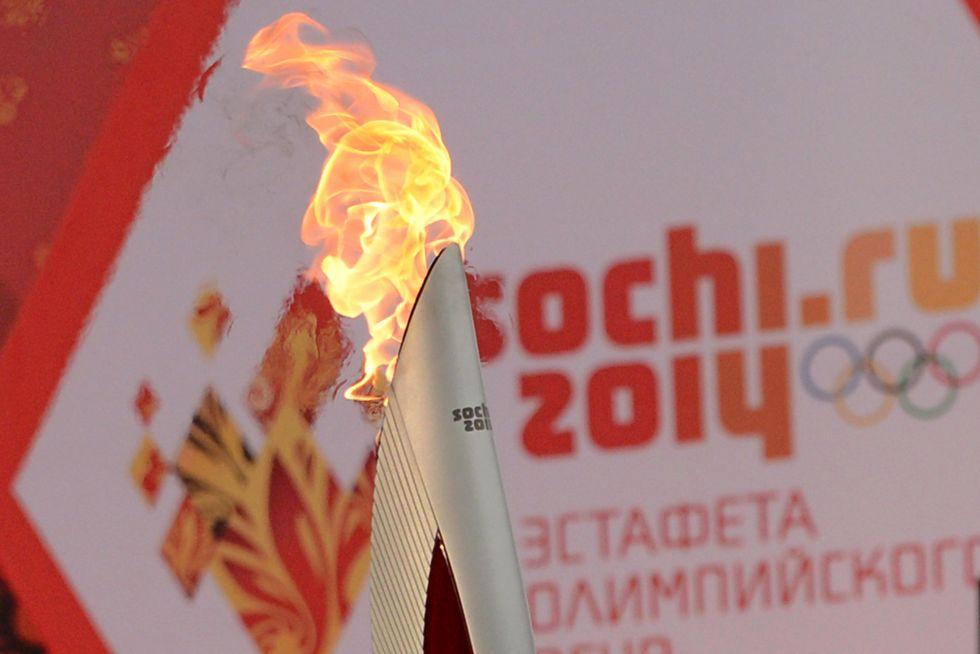 L'incredibile viaggio della torcia olimpica