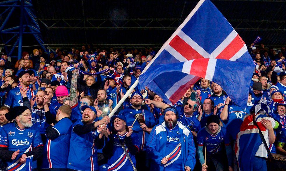 Tifosi islandesi