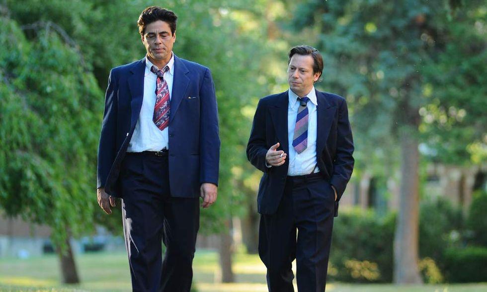 Jimmy P., il film con Mathieu Amalric e Benicio del Toro - Video