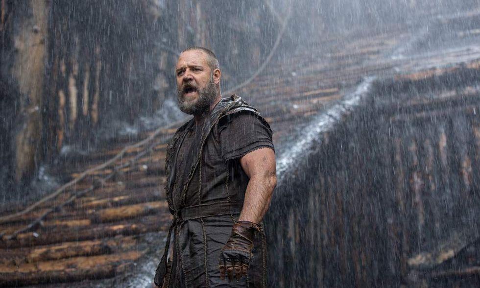 Noah, il diluvio universale secondo Darren Aronofsky - Video in anteprima